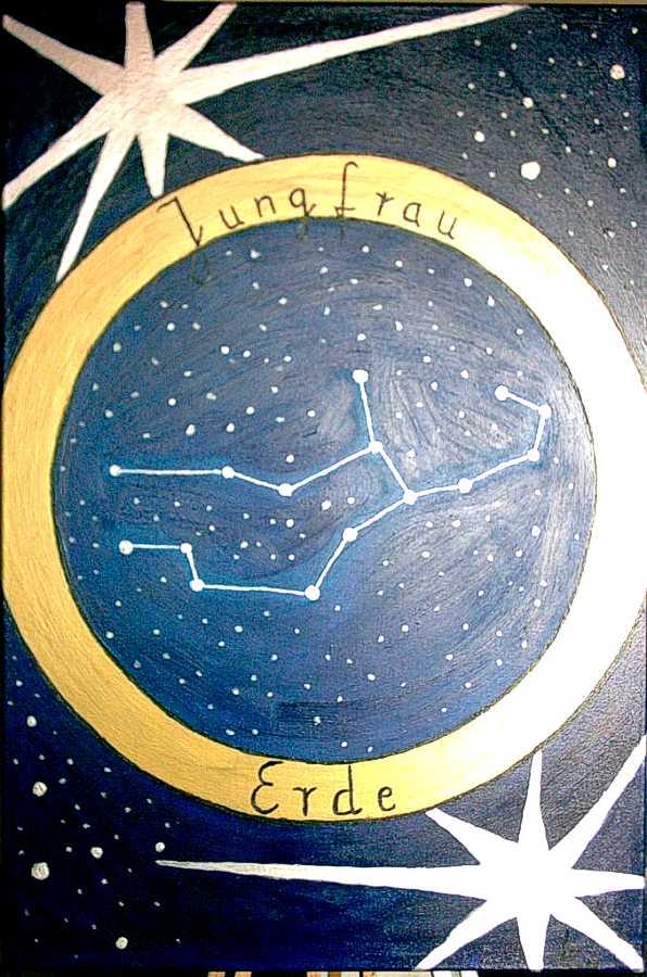 Jungfrau Element Erde